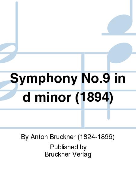 Symphony No.9 in d minor (1894)