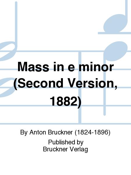 Mass in e minor (Second Version, 1882)