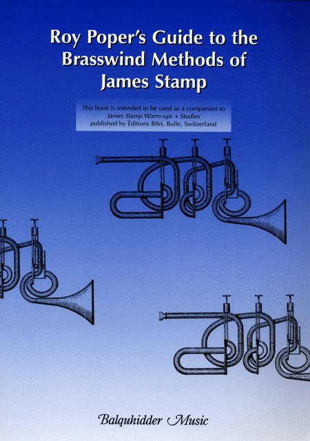 Roy Poper's Commentaries on the Brasswind Methods of James Stamp