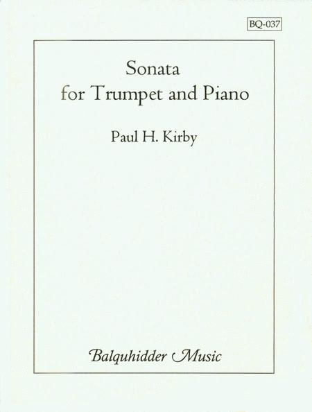 Sonata For Trumpet & Piano
