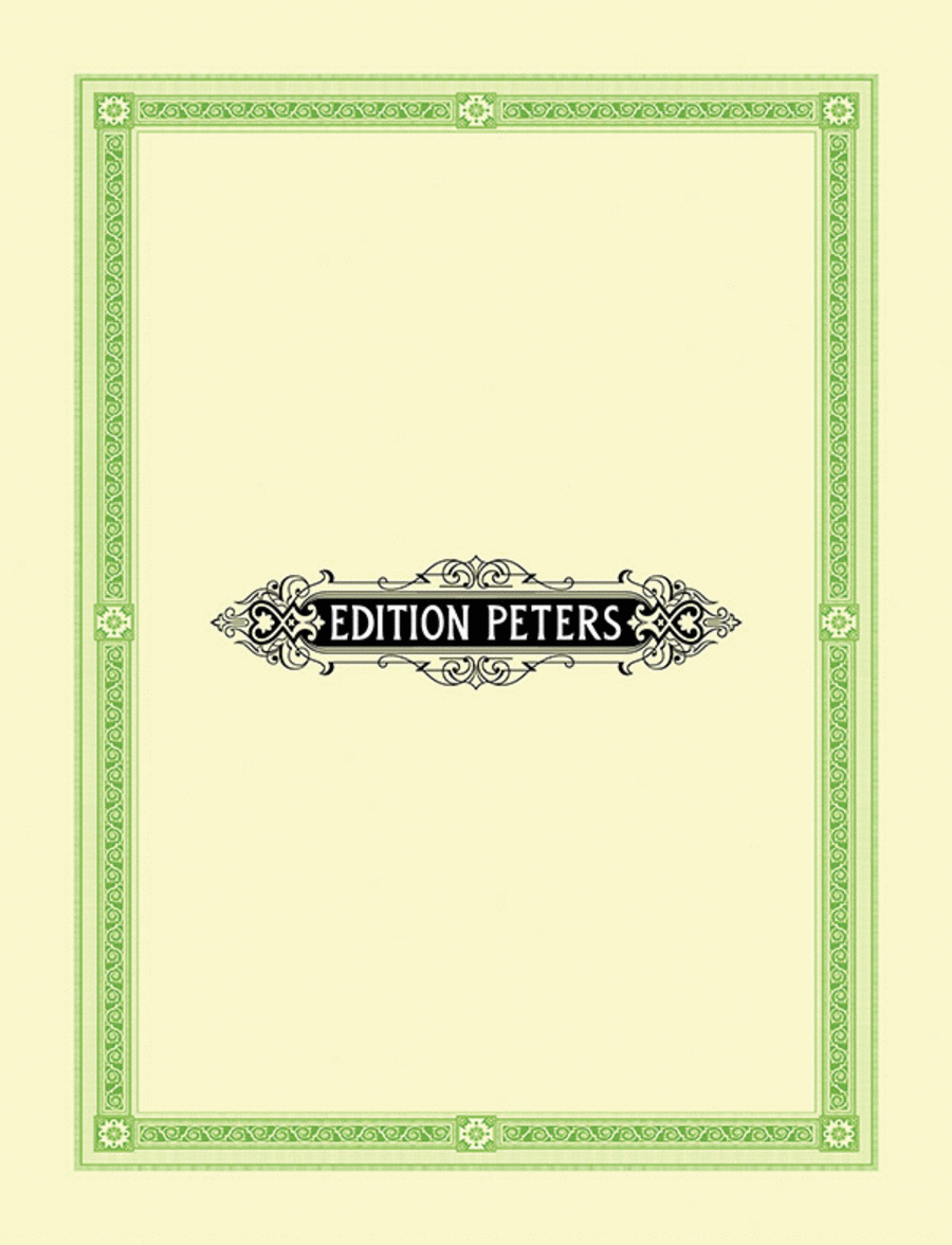Transcriptions for Piano - Volume 1