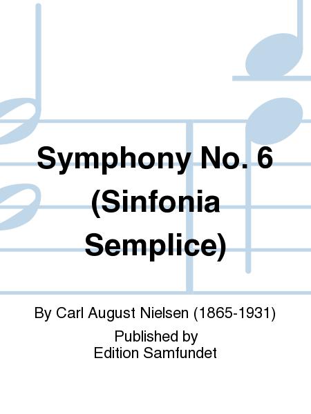 Symphony No. 6 (Sinfonia Semplice)