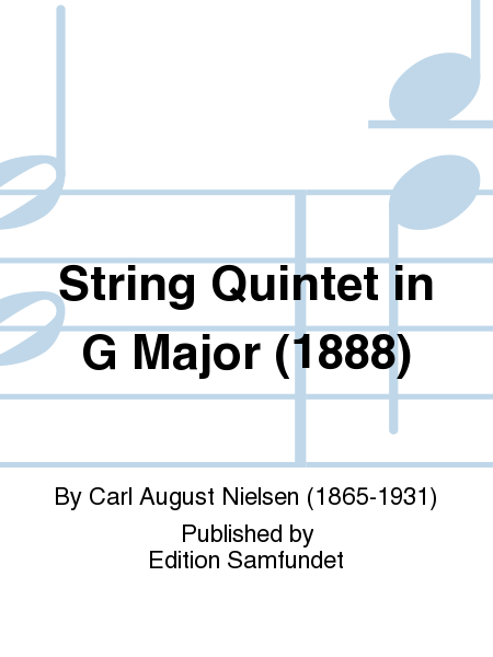 String Quintet in G Major (1888)