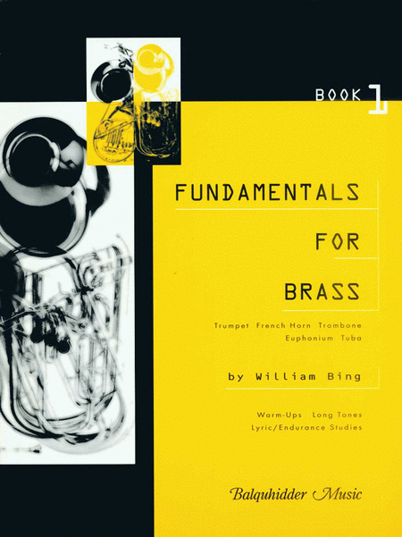 Findamentals for All Brass Instruments
