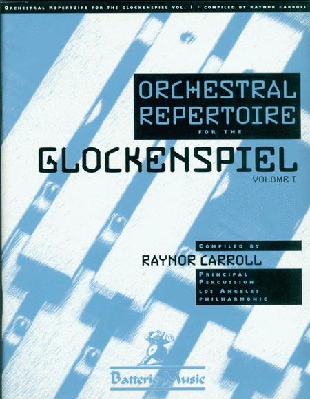 Orchestral Repertoire-Glockenspiel Vol 1