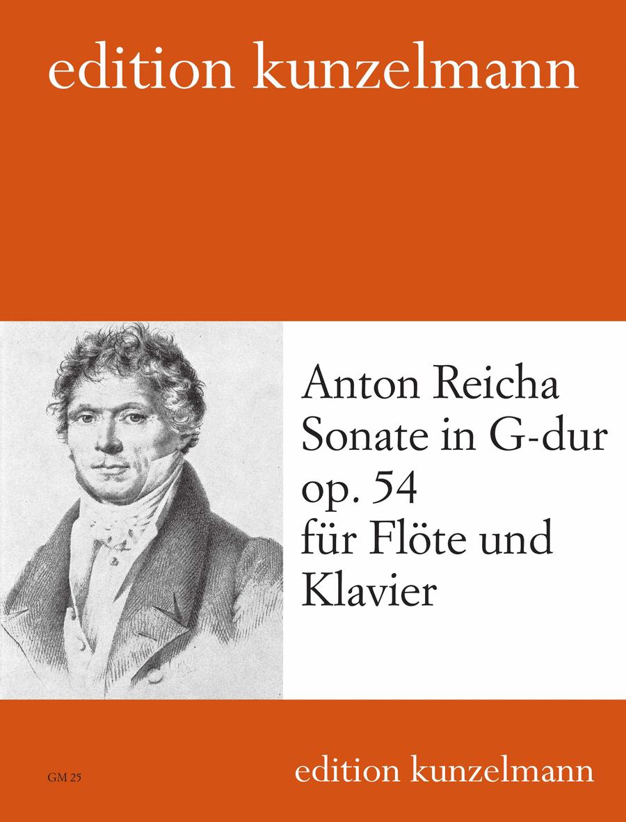 Flute Sonata in G Major Op. 54