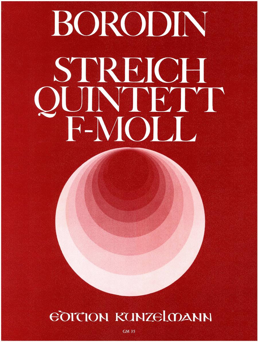 String Quintet in f minor
