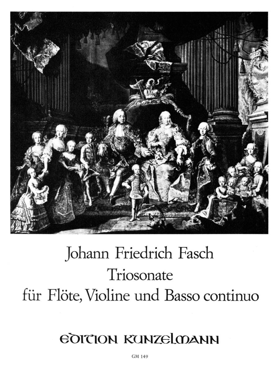 Trio Sonata in D Major