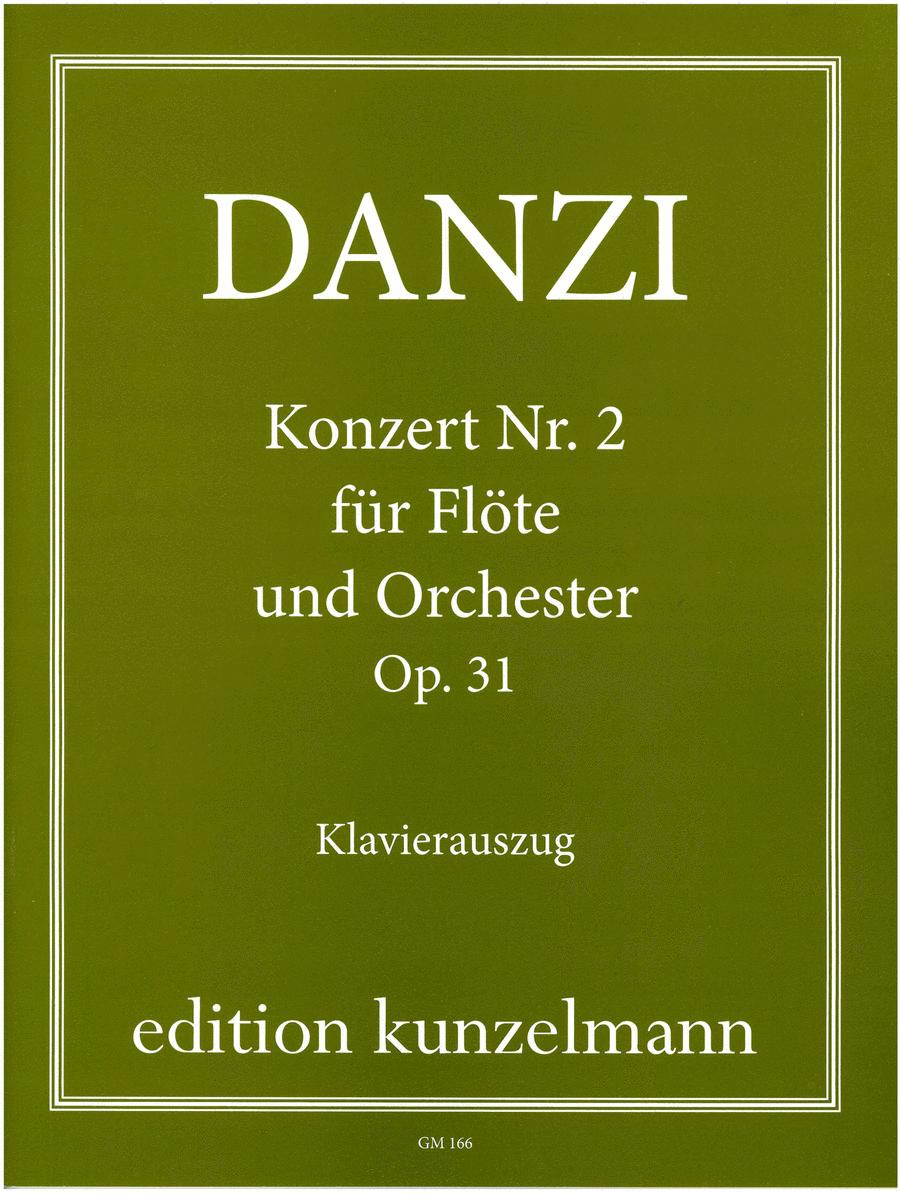 Flute Concerto No. 2 in d minor Op. 31
