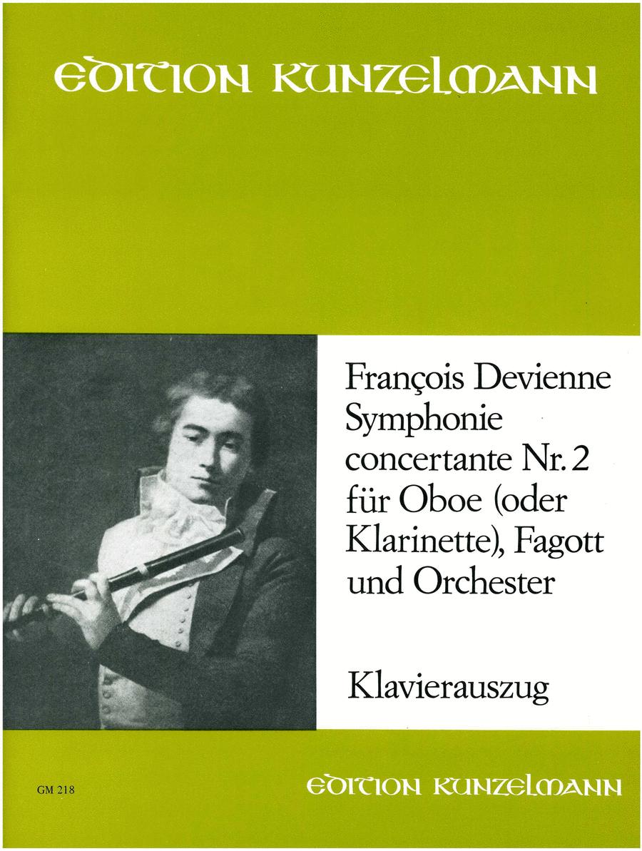Symphonie Concertante No.2