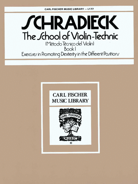 The School of Violin-Technic