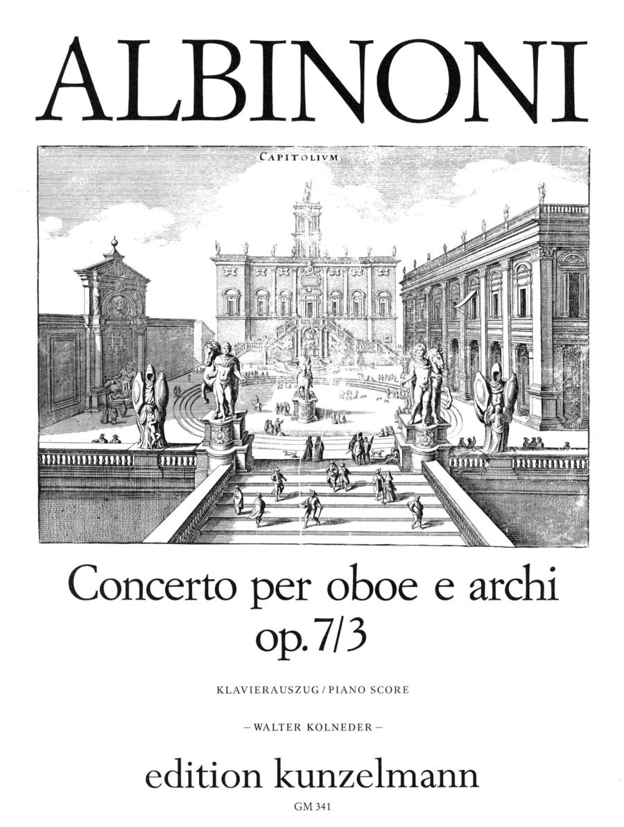 Oboe Concerto in B-flat Major