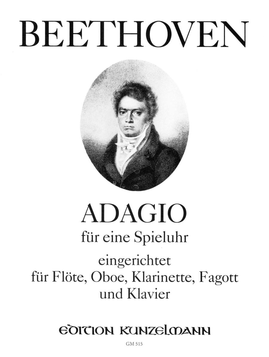 Adagio (fuer eine Spieluhr)