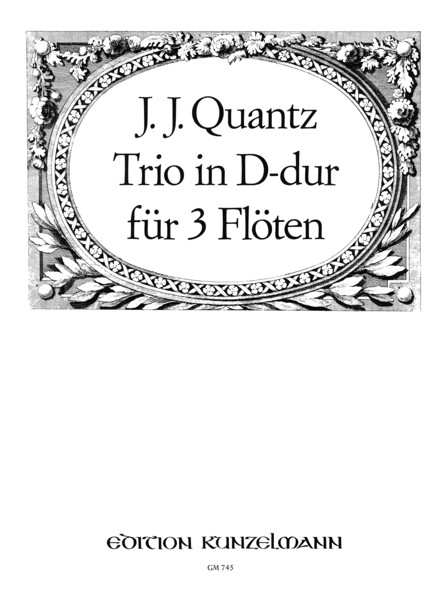 Trio (Sonatina) in D Major