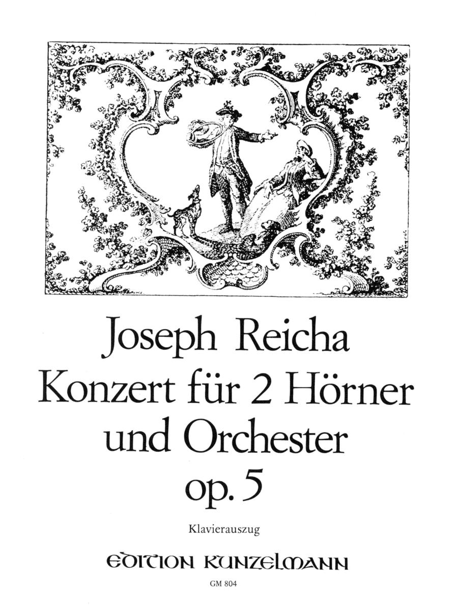 Concerto for 2 Horns Op. 5