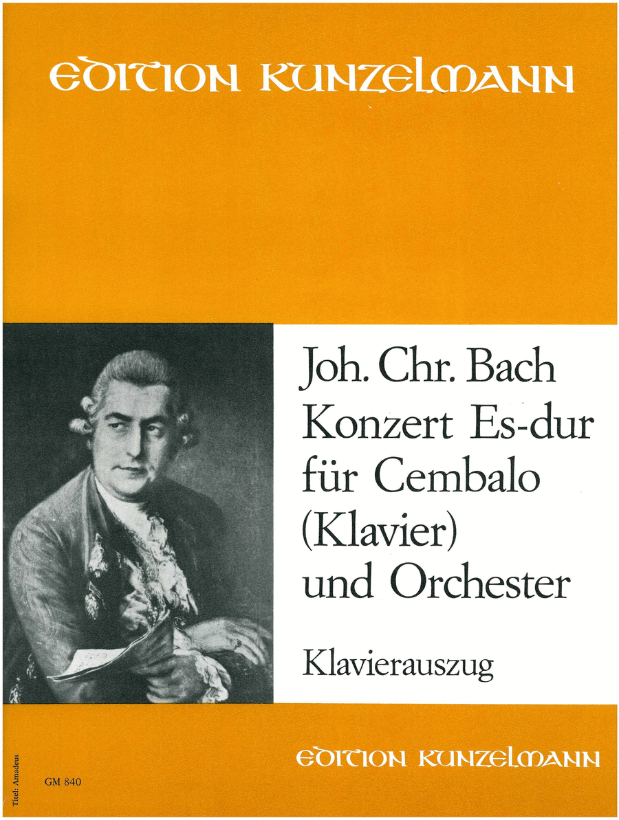 Keyboard Concerto in Eb Major Op. 7 Number 5