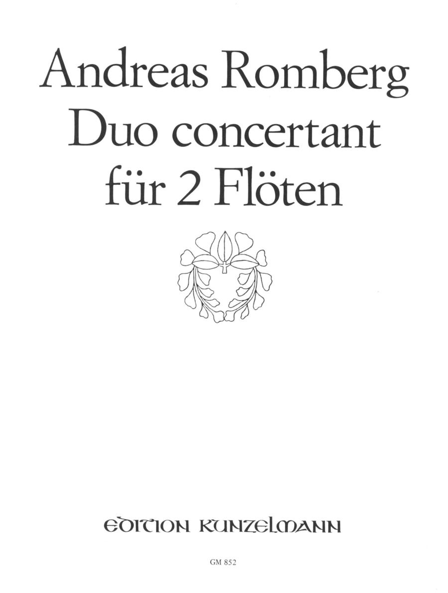Duo concertant Op. 62 No. 2