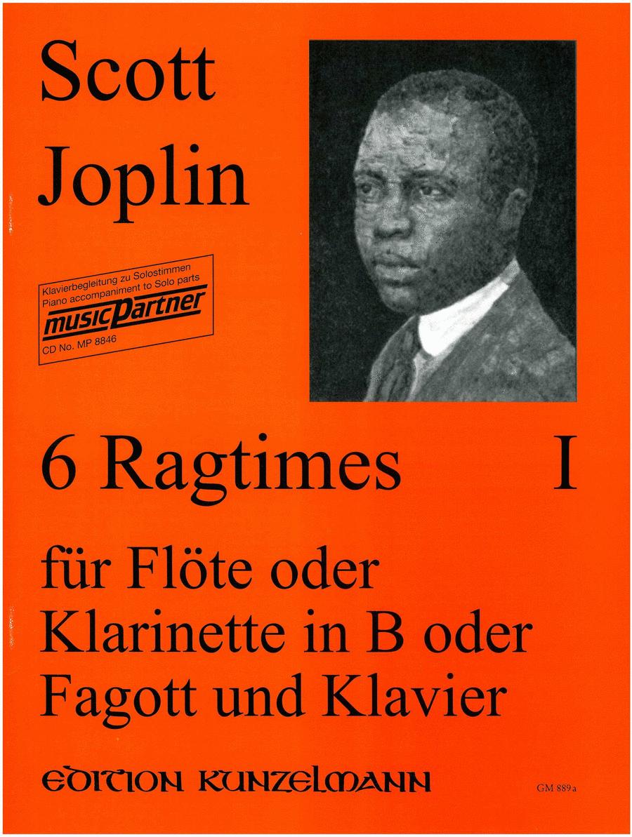 Ragtimes in 4 volumes Vol. 1