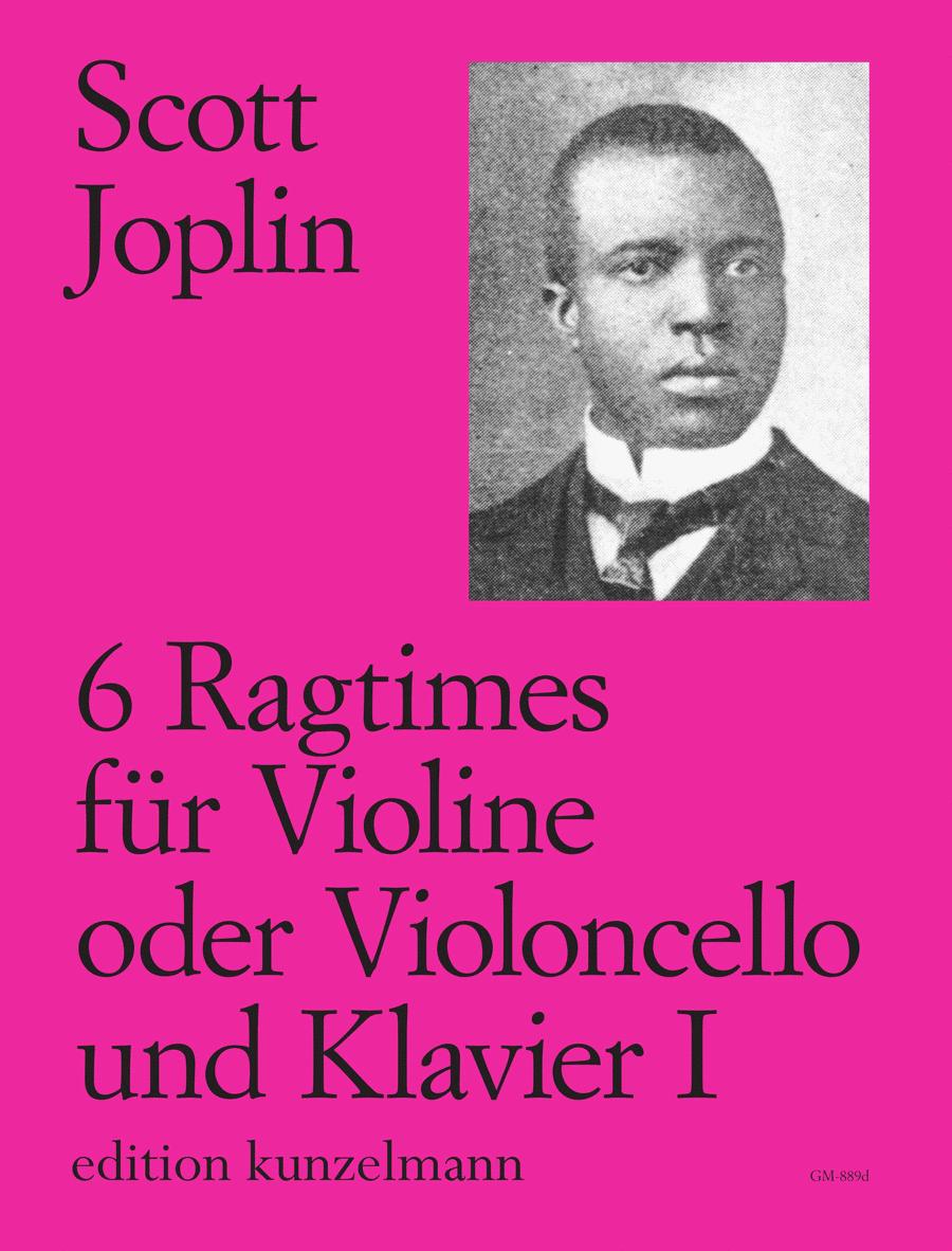 Ragtimes Vol.1 (Vln/Vc)