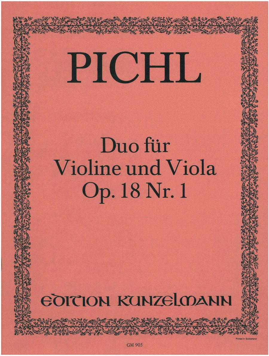 Duo Op. 18 No. 1