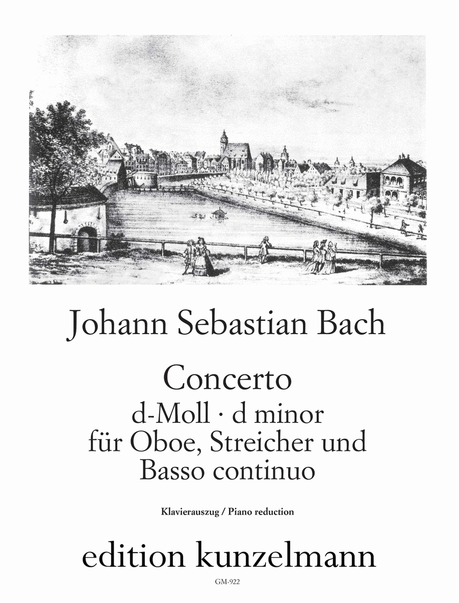 Oboe Concerto in d minor BWV1059