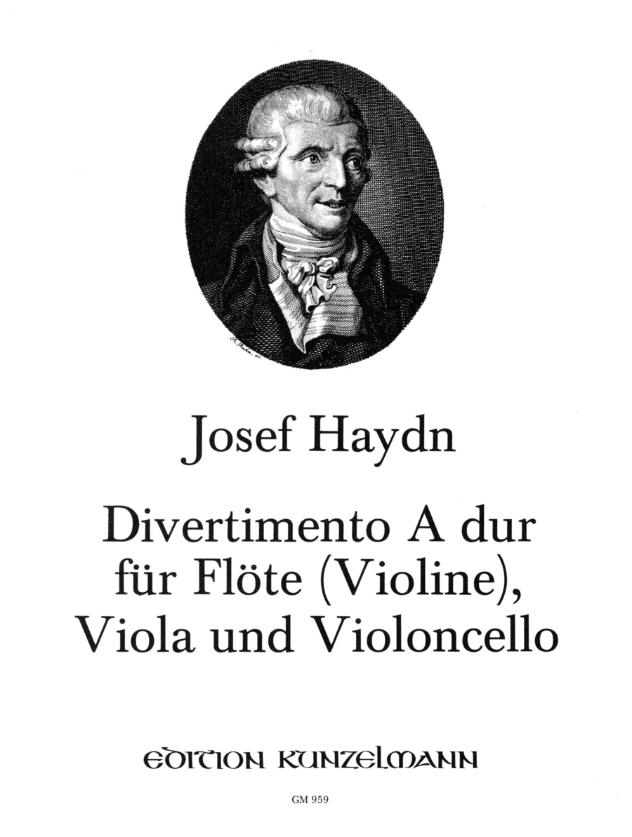 Divertimento in A Major