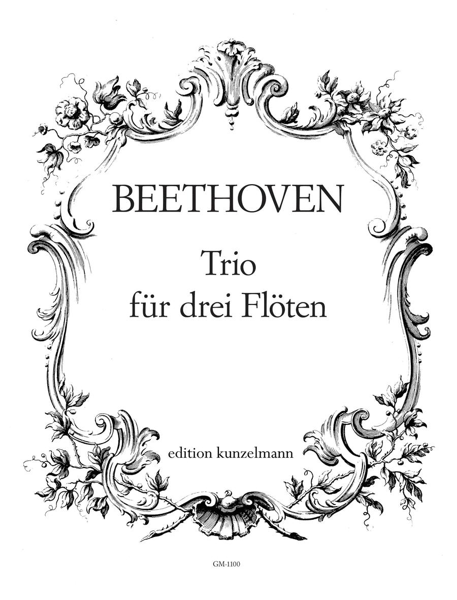 Trios for 3 Flutes