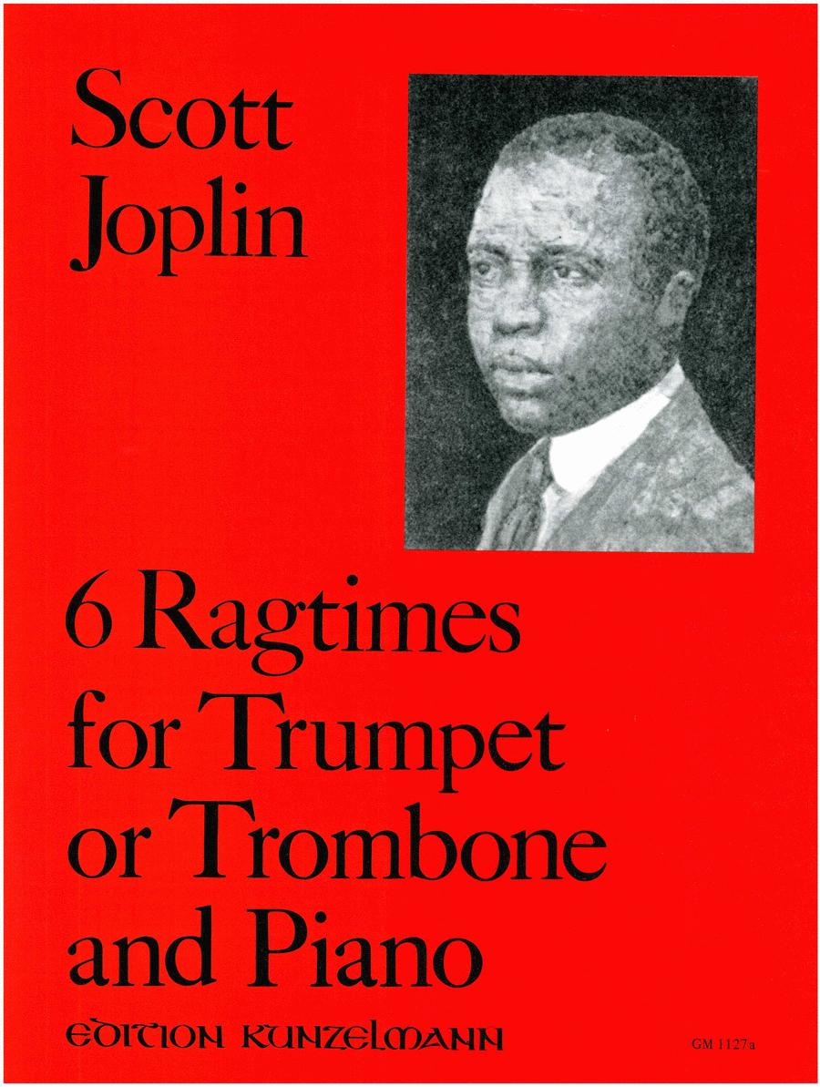 Ragtimes, Volume 1 (Tpt/Tbn)