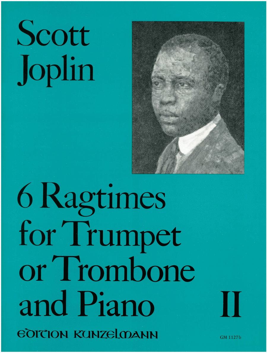 Ragtimes, Volume 2