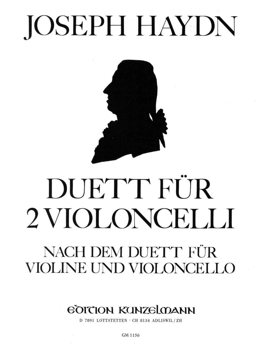 Duet for 2 Cellos