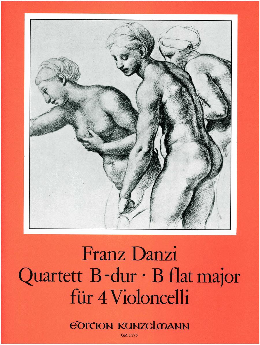Quartet in B-flat Major (4Vc)