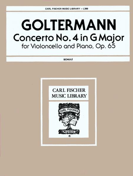 Concerto No. 4 In G Major, Op. 65