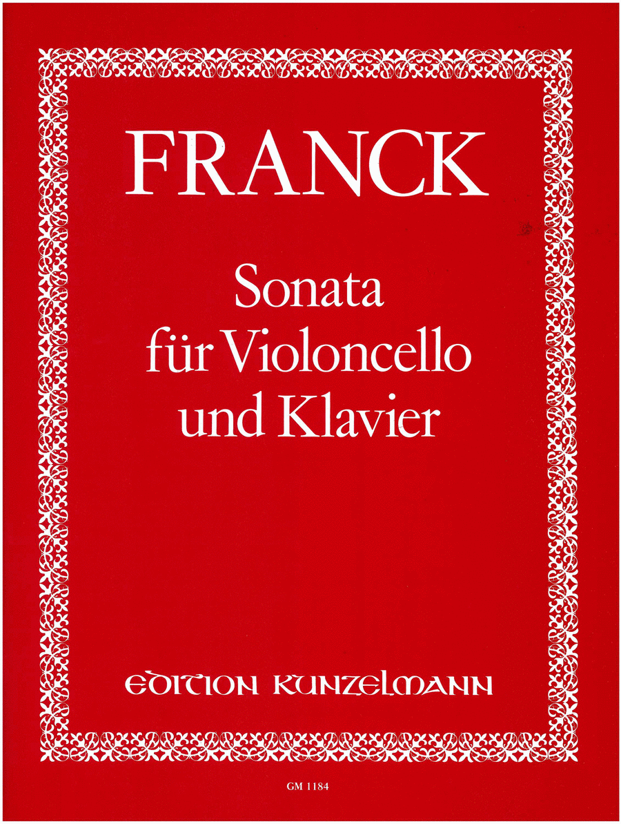 Cello Sonata