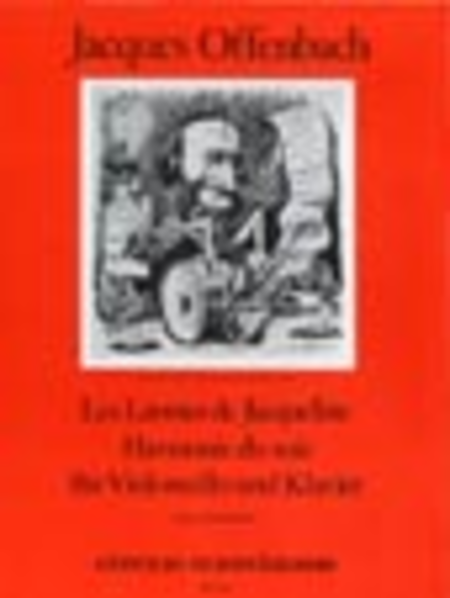 Les Larmes de Jacqueline Op.76 No.2 / Harmonies du soir Op.68