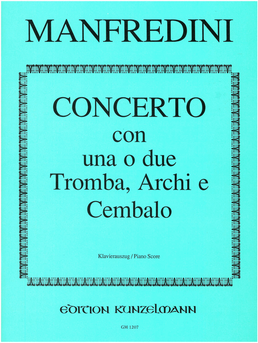 Concerto for 1 or 2 Trumpets