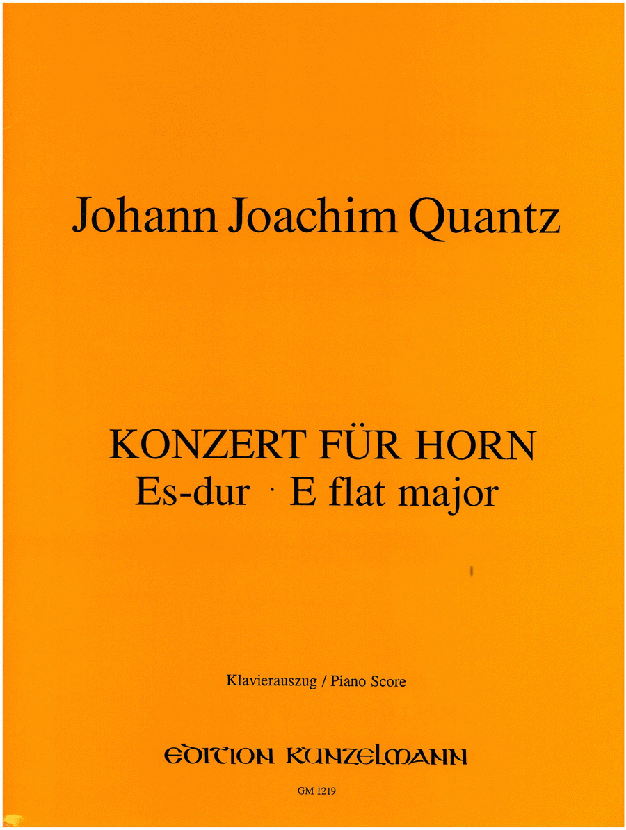 Horn Concerto in Eb Major Op.7 No.9