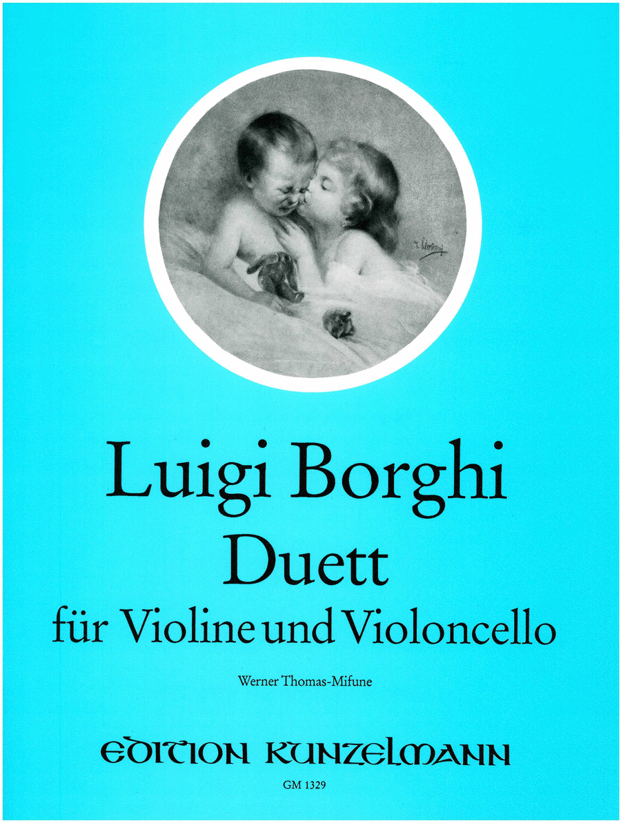 Duet for Violin and Cello