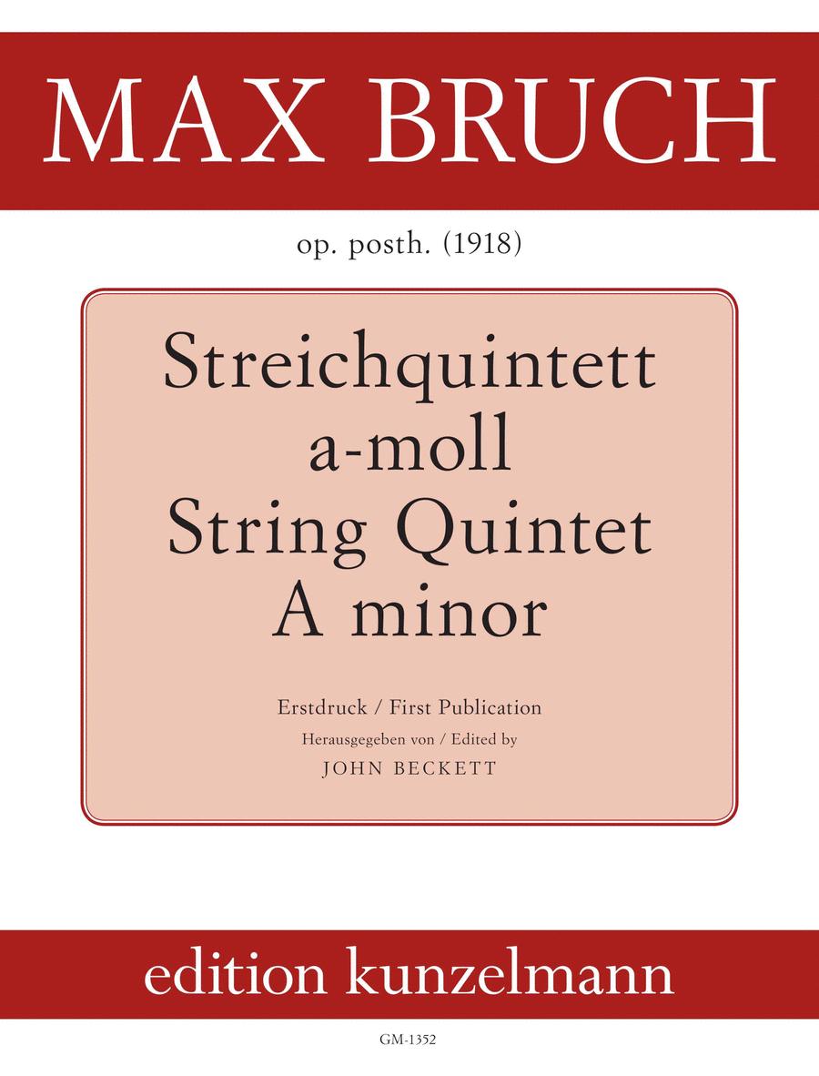 String Quintet in A Minor