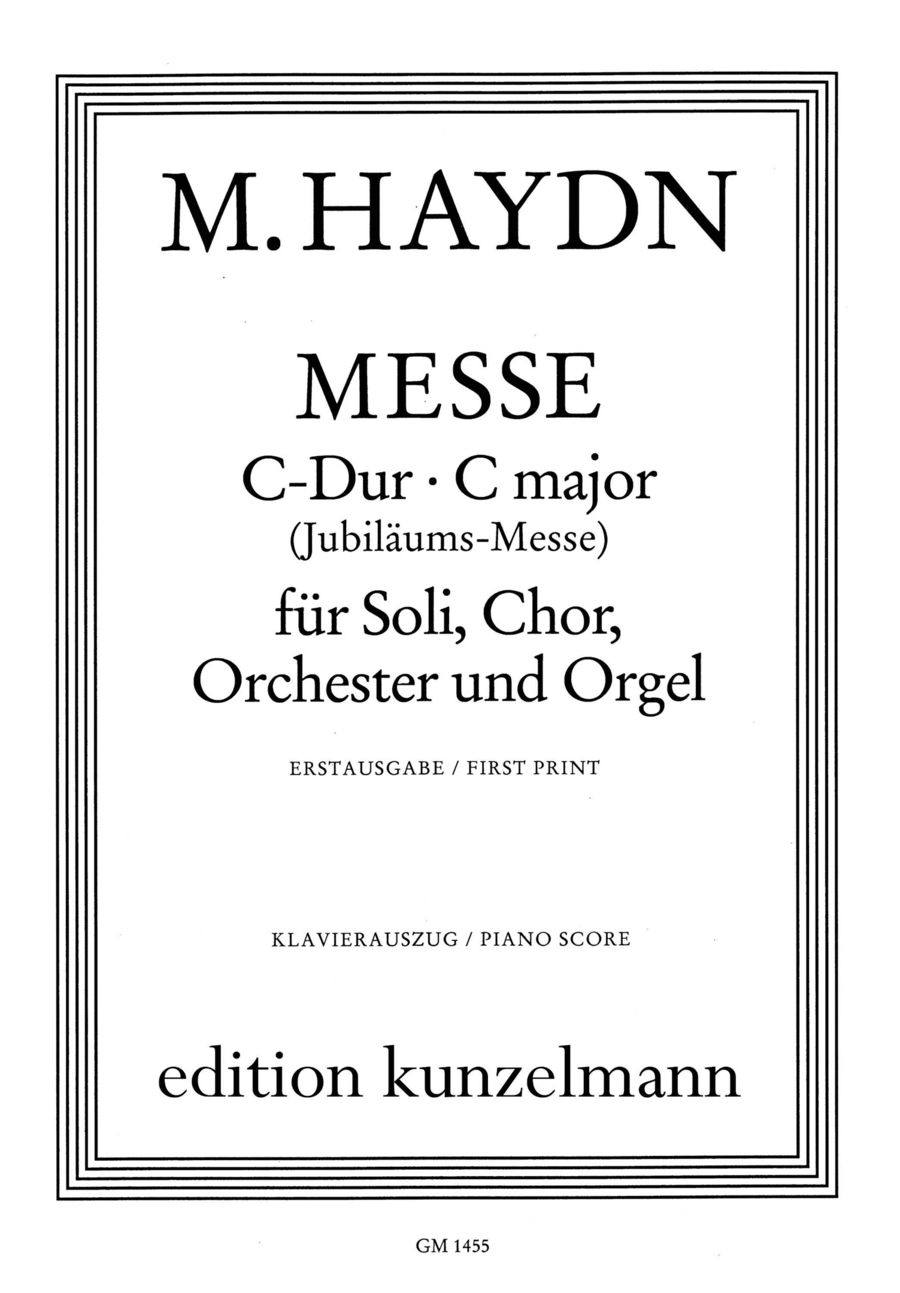 Jubilaeums-Messe (1782) (C)First edition(Lat)