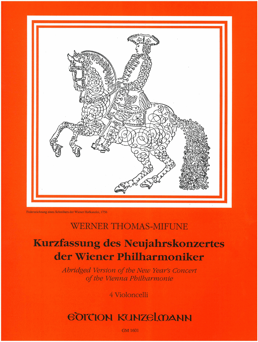 Abridged Version of the New Year's Concert of the Vienna Philharmonic