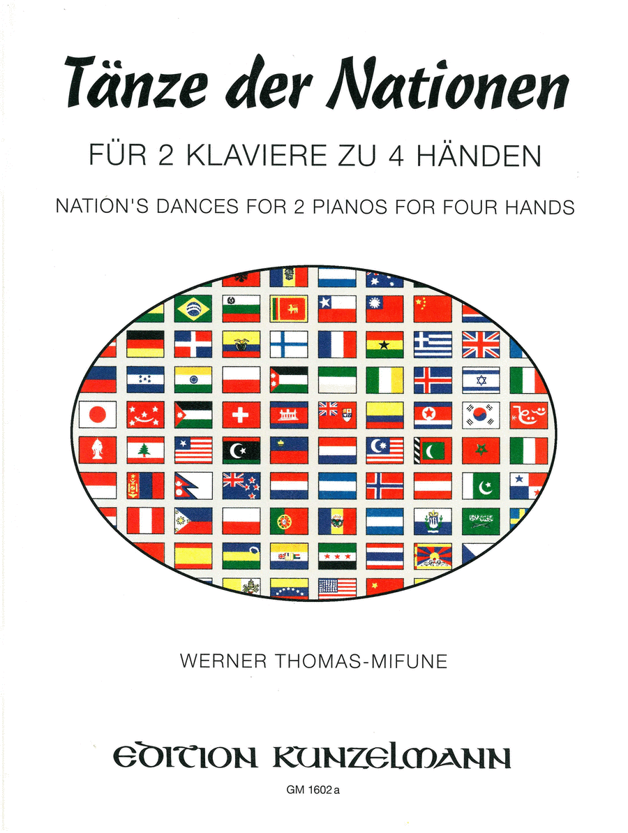 Dances of the Nations