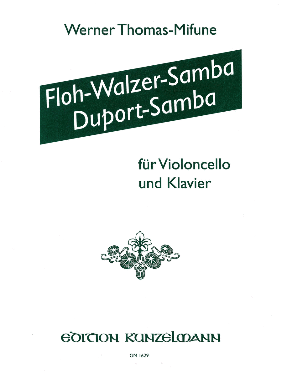 Floh-Walzer-Samba & Duport-Samba
