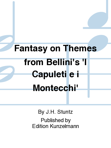 Fantasy on Themes from Bellini's