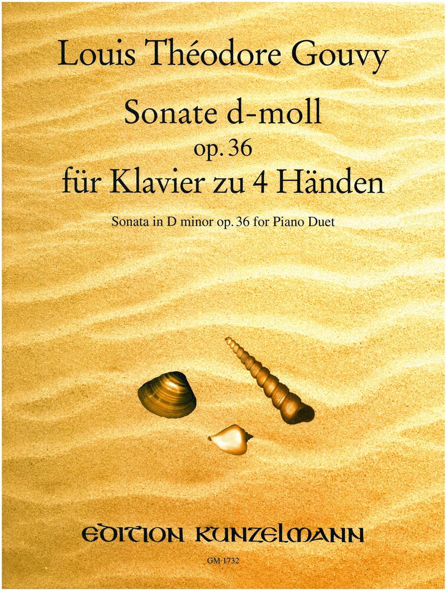 Sonata in D Minor Op. 36