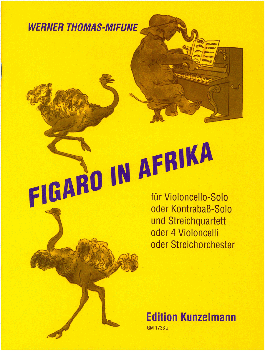 Figaro in Africa