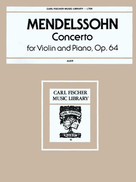 Concerto, Op. 64