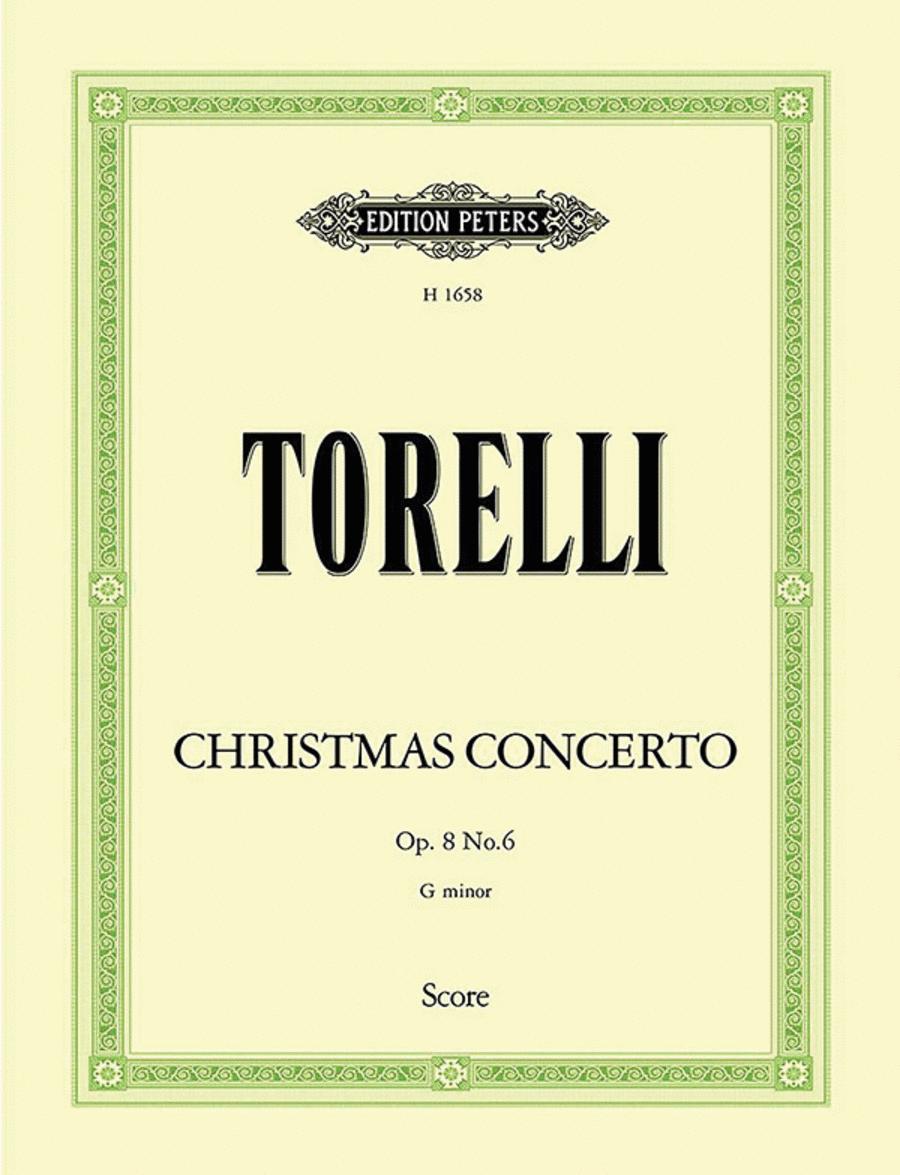 Christmas Concerto in G Minor Op. 8 No. 6
