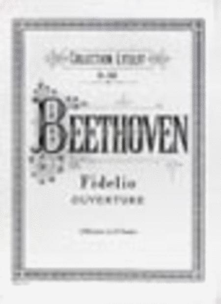 Fidelio Overture Op. 72b
