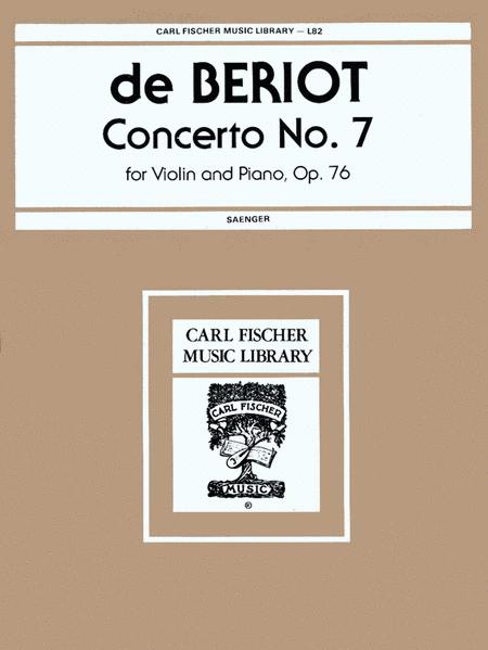Concerto No. 7