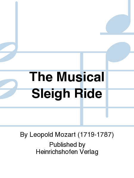 The Musical Sleigh Ride